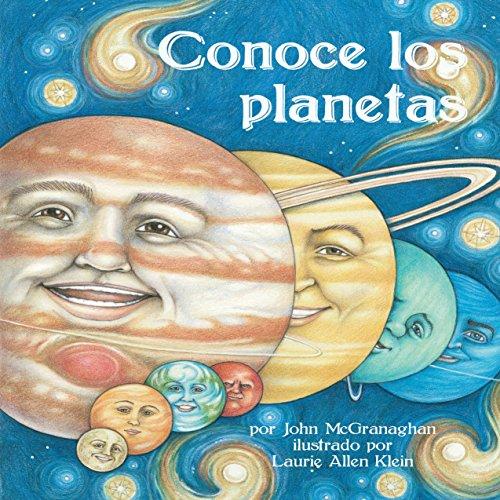 Conoce los Planetas [Meet the Planets]  Audiolibri