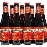 Belgisches Bier Belle-Vue Extra Kriek 8x250ml 4,1%Vol - Bier mit Kirschgeschmack