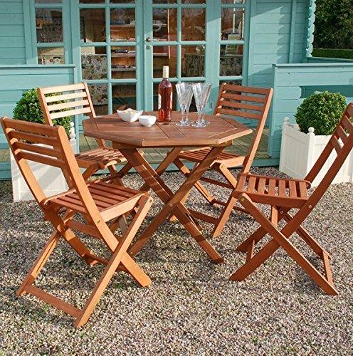 Newbury 4 places Outdoor Ensemble de salle à manger