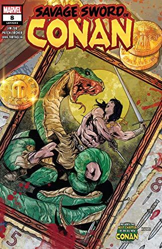 Savage Sword Of Conan (2019) #8 (English Edition) eBook: Jim Zub ...