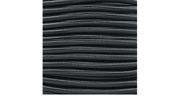 """1//2 inch Crafting Stretch String 10 25 50 /& 100 Foot Lengths Made in USA 1//4 1//16 3//16 5//16 5//8 PARACORD PLANET Elastic Bungee Nylon Shock Cord 2.5mm 1//32 1//8/"""" 3//8"""