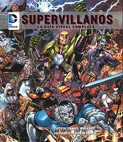 DC Comics. Supervillanos