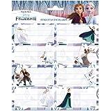 Etiquetas adhesivas Disney Frozen 2 - Etiquetas para libros / Pegatinas nombre libros