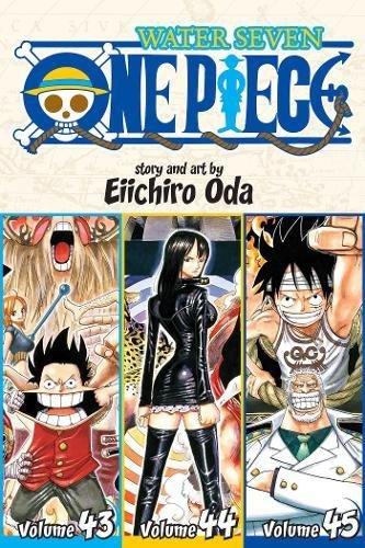 One Piece (Omnibus Edition), Incluye Vols. 43, 44 & 45 por Vv.Aa