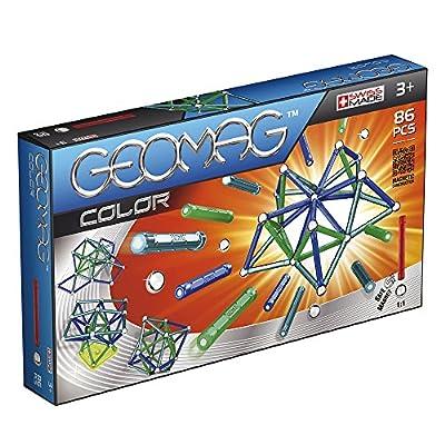 Geomag - Color 86 piezas, juego de construcción (254) de Geomag