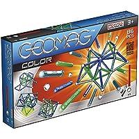 Geomag Color 86 piezas, juego de construcción (254)