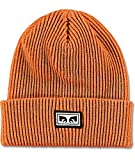 Obey Subversion Beanie ORANGE cappellino Skate surf Snow AI18