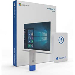 Windows 10 Home 64 bit Italiano - USB Flash Drive - Win 10 Home Licenza - Italian