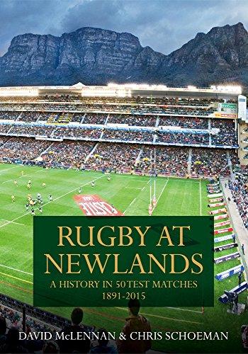 Rugby at Newlands por David McLennan (An