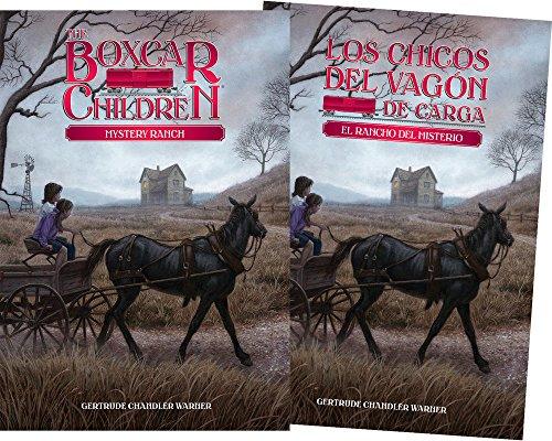 Mystery Ranch (Spanish/English Set) (Boxcar Children Mysteries)