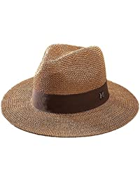 Sombreros De Paja Trilby Mujeres Niñas Al Aire Libre Respirable Verano Sombrero Para El Sol Sombreros Panamá