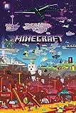Minecraft Poster World Beyond (61cm x 91,5cm)