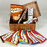 Moreton Gifts Galaxy Chocolate Lovers Treasure Hamper Gift...