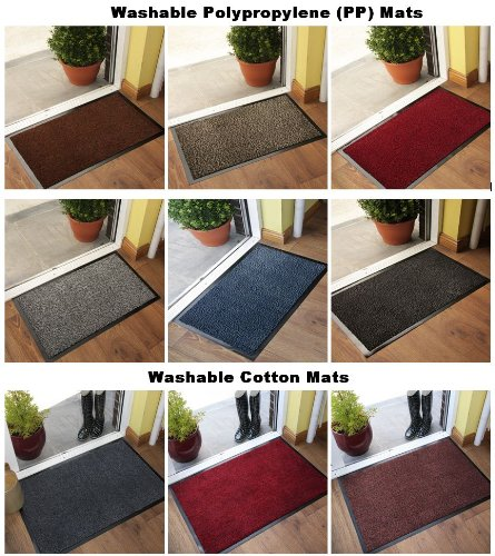 hardwearing-brown-black-cotton-rubber-machine-washable-dirt-catcher-barrier-mats