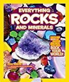 National Geographic Kids Everything Rocks & Minerals (National Geographic Kids Everything (Library))