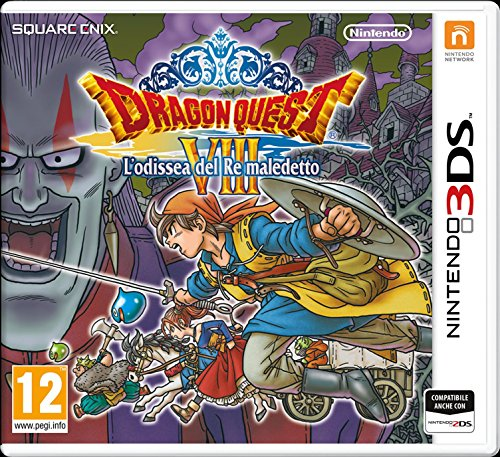 Nintendo Dragon Quest VIII - L'Odissea del Re maledetto
