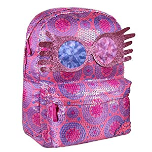 Mochila Casual Lentejuelas Harry Potter Luna Lovegood
