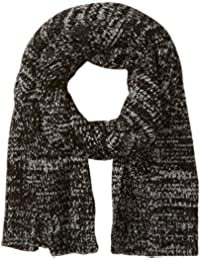 French Connection Men's Atticus Two Tone Scarf