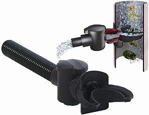 Garantia Regensammler Speedy (Fallrohrfilter) Fallrohr DN, 70 – 100 mm, Dach bis 80 m² - mit Anschlusszubehör - 503040