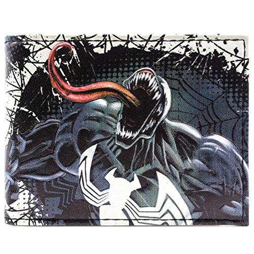 ft Mehrfarbig Portemonnaie Geldbörse (The Amazing Spider Man Ps3 Kostüme)