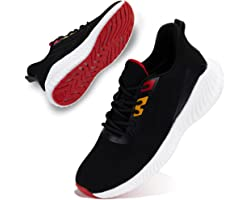 Womens Trainers Running Shoes - No Slip Sneakers Nursing Tennis Shoes Sport Casual Walking Shoes Work Jogging Work Workout