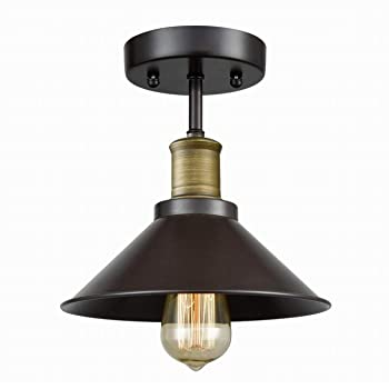 Independent Modern Vintage Industrial Loft Metal Double Rustic Sconce Wall Light Wall Lamp E27 Suitable For Men Women And Children