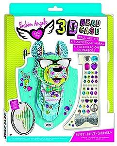 "Fashion Angels 30.11951""Lazo Wowzer Kit de decoración de la Pared"