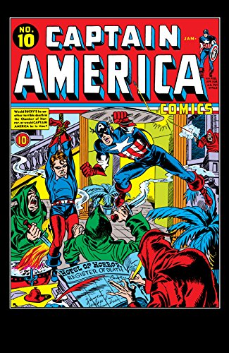 Captain America Comics (1941-1950) #10 (English Edition) eBook ...