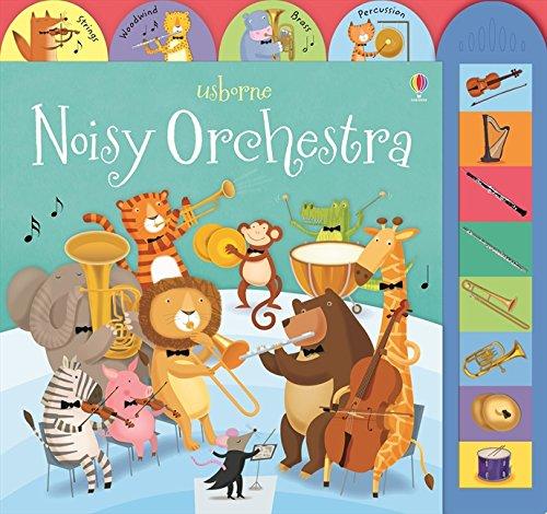 Noisy Orchestra. Noisy Books por Sam Taplin