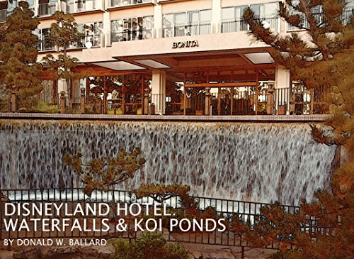 disneyland-hotel-waterfalls-koi-ponds-english-edition