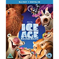 Ice Age: Collision Course (Blu-ray + HD UV Copy) [2016]