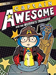 Captain Awesome and the Mummy's Treasure (Volume