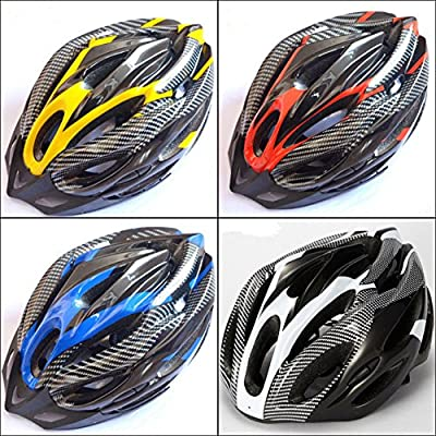BAITER Adjustable Cycling Helmet Men and Women Mountain Bike Racing Breezier Helmet Unisex Safety Protective Bicycle Helmet by BAITER