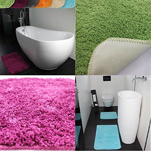 badvorleger set bestseller shop f r m bel und einrichtungen. Black Bedroom Furniture Sets. Home Design Ideas