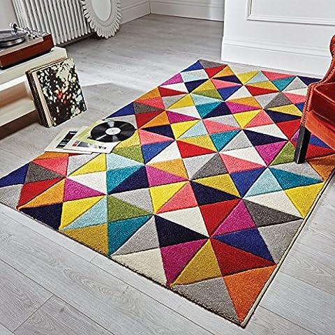 Spectrum Samba Flair Rugs, Tappeto, 160 x 230 Cm
