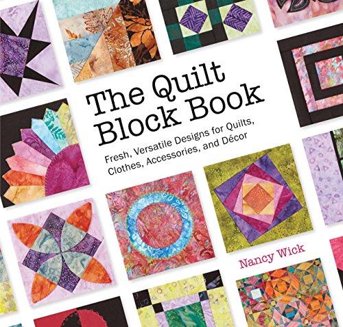 Quilt Block Book