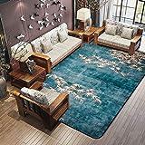 Europäische teppich china wind teppich xiandai chinese style teppich living room,schlafzimmer,wand-wand-teppich am bett-A 180x180cm(71x71inch)