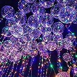 oamore LED Bobo Balloon Luz de Cadena Reutilizable Globo Creativo para...
