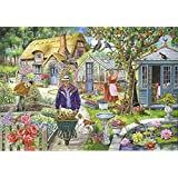 Find The Difference 1000 Piece Jigsaw Puzzle - No.1 In The Garden