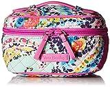 Best Iconic Handbags - Vera Bradley Iconic Jewelry Case, Signature Cotton, Wildflower Review