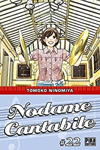 Nodame Cantabile Edition simple Tome 22