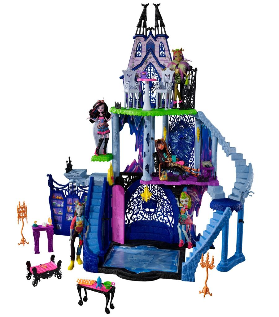 Monster High Toys : Monster high catacombs accessory amazon toys games