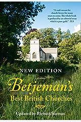 Betjeman's Best British Churches Hardcover