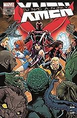 Uncanny X-Men: Bd. 3 (2. Serie): Bedrohte Spezies hier kaufen