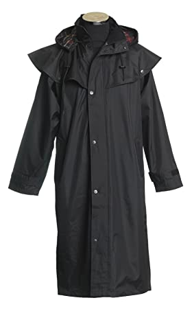 Stormafit Men's Marrick Waterproof Long Coat: Amazon.co.uk: Sports ...