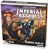 Star Wars: Imperial Assault - Sombras gemelas, Juego de Cartas (Edge...