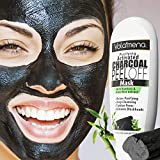 #10: Volamena Purifying Activated Charcoal Peel Off Mask With Bamboo & Aloe Vera Extract 120 ml