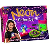 John Adams Neon Science Toy (Multi-Colour)