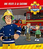 Sam le Pompier visite à la caserne