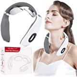 Nackenmassagegerät, Schulter Massagegerät, Elektrisch massagegeräte für Nacken,Geschwindigkeiten Muskel Schmerzlinderung…